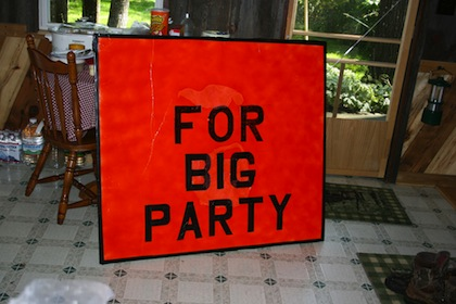 Foto: For big party